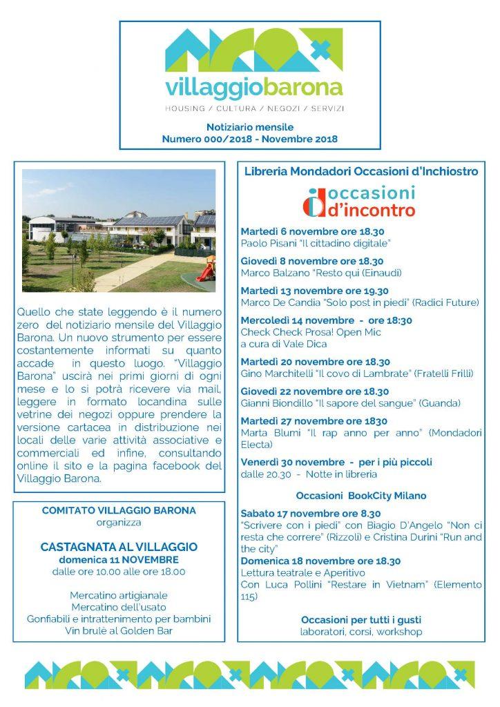 2018 11 01 - Villaggio Barona - Mese di Novembre 2018 con bordi_Pagina_1