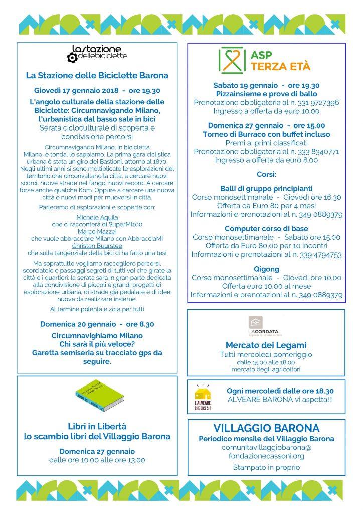 2019 01 01 - Villaggio Barona - Mese di Gennaio_Pagina_2
